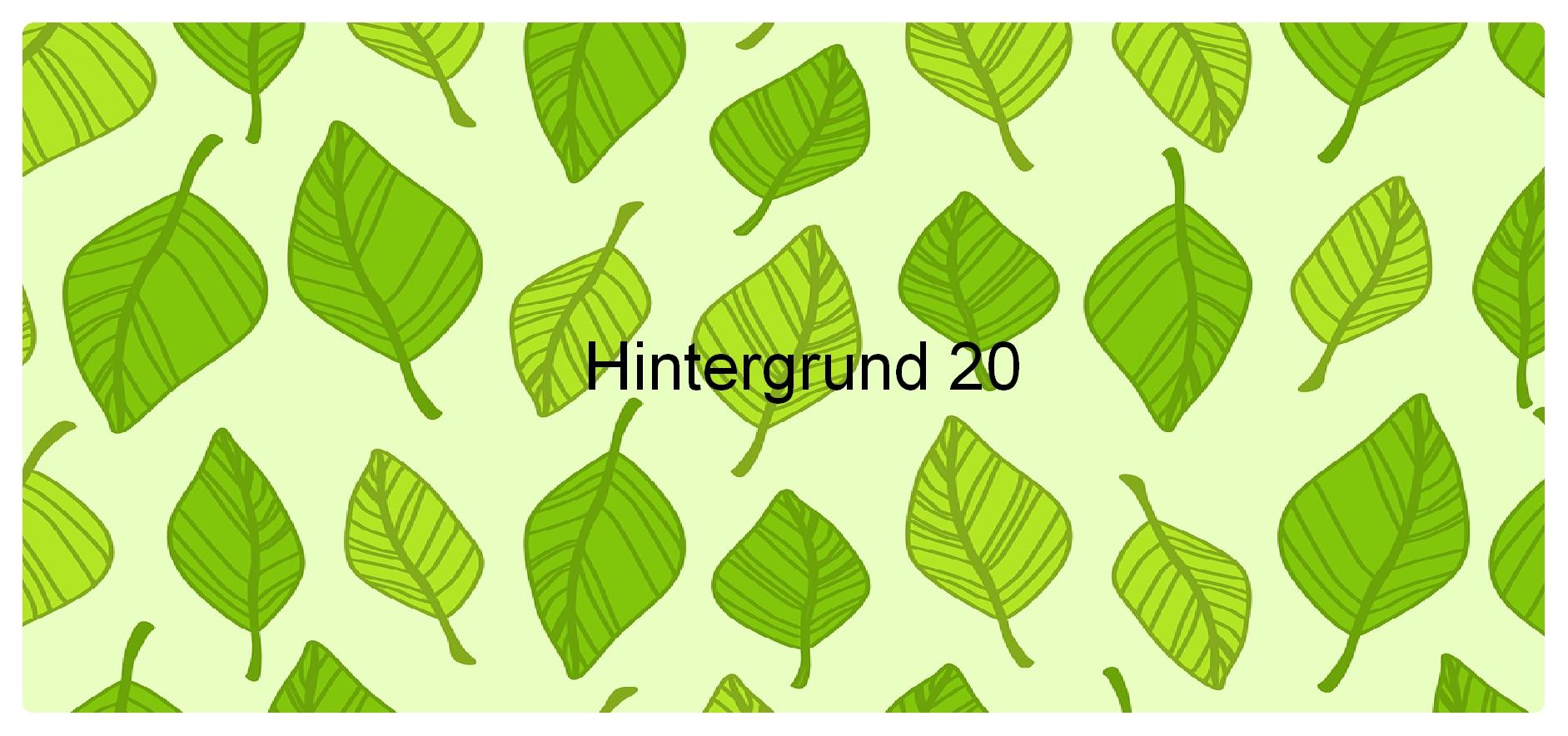 Hintergrund 20
