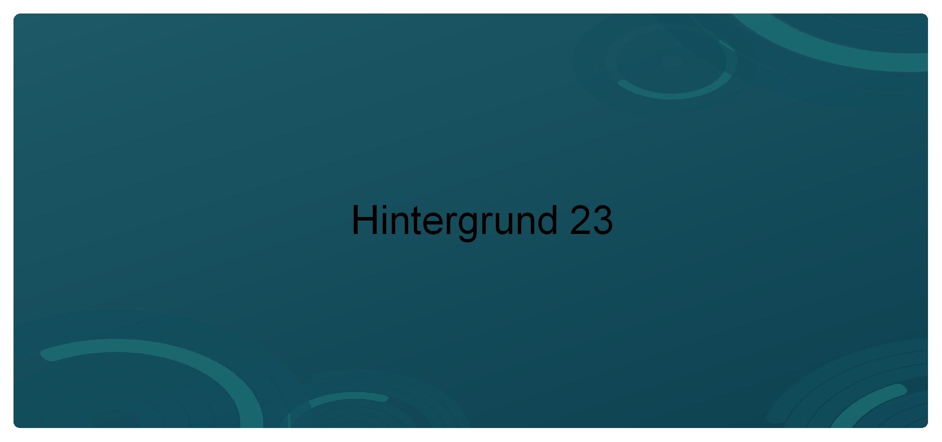 Hintergrund 23